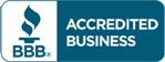 BBB Accredited Rating of A-